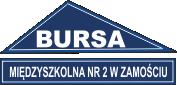 Bursa Międzyszkolna Nr 2 w Zamościu Logo